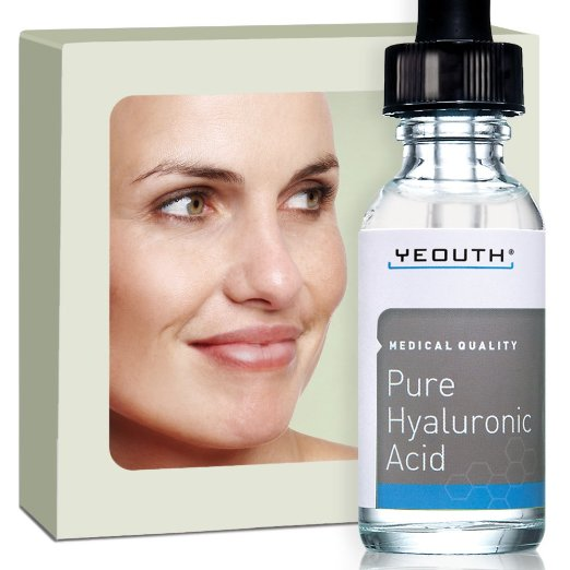 Hyaluronic Acid Serum by Yeouth