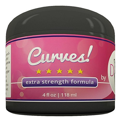 Curves Butt Enhacement Cream by DIVA Fit & Sexy
