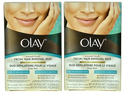 Olay Smooth Finish Facial Hair Removal