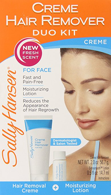 Sally Hansen Cream Hair Remover