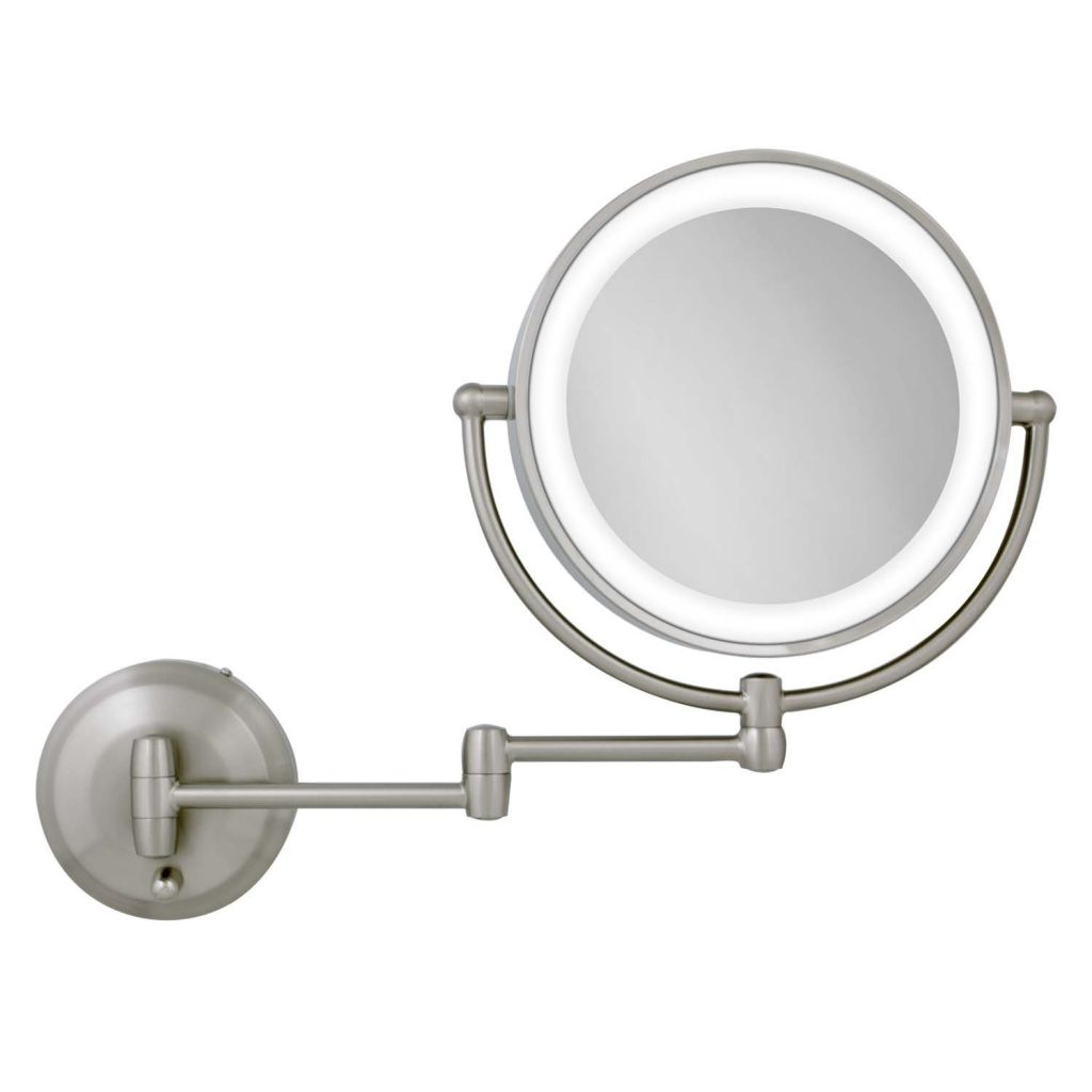 Zadro 10X-1X Next Generation LED Wall Mount Mirror