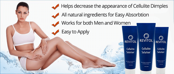 Revitol Cellulite Solution Reviews Can It Blast Away Cellulite And Make You Look Your Best