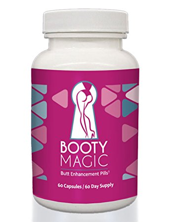 Booty Magic Butt Enhancement Pills