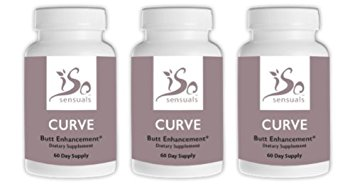 IsoSensuals CURVE Butt Enhancement Pills