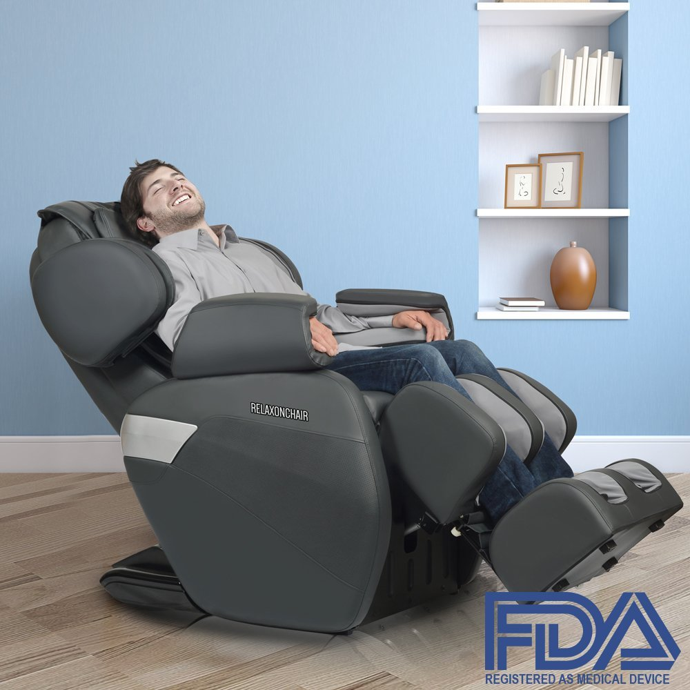 shiatsu full body zero gravity massage chair with builtin heat air massage